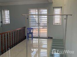 平陽省 Tan Dinh Nhà 3 lầu mặt tiền Mỹ Phước Tân Vạn full thổ cư ngay nhà có hoàn công 5 卧室 屋 售