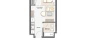 Unit Floor Plans of Woroud 2