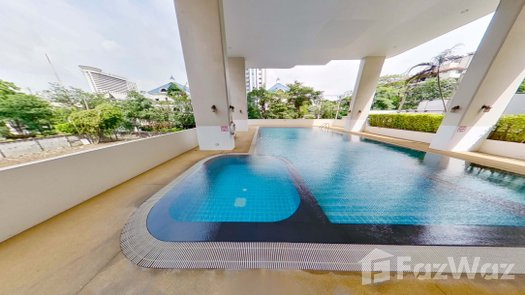 3D Walkthrough of the Communal Pool at Prime Mansion One