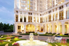 Empire Tower Immobilien Bauprojekt in Chon Buri