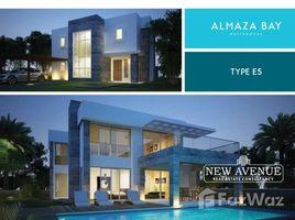 4 غرف النوم فيلا للبيع في , Matrouh Stand Alone 4th Row Almaza Bay Semi Finished.....