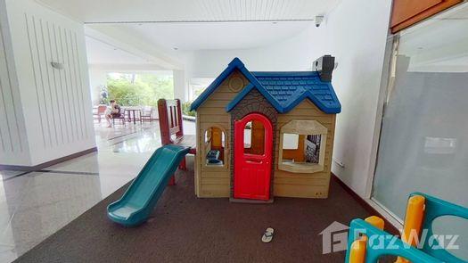 3D Walkthrough of the Indoor Kids Zone at Baan Suan Plu