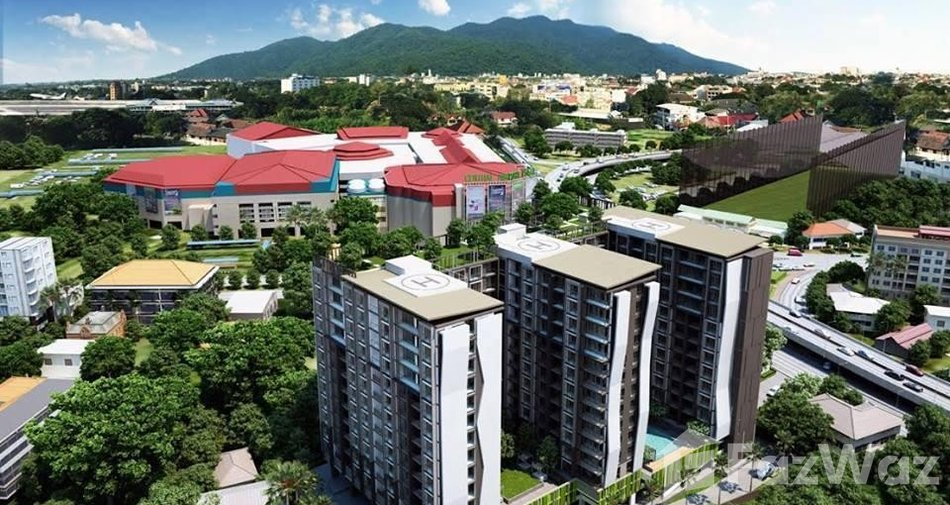 The best investment projects in Chiang Mai - The Prio Condo