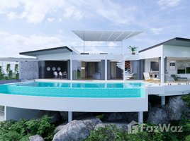 3 Bedrooms Property for sale in Maret, Koh Samui Lamai Panorama