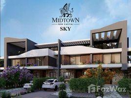 3 غرف النوم فيلا للبيع في New Capital Compounds, القاهرة Midtown Sky