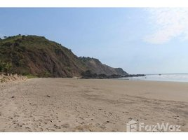 N/A Terreno (Parcela) en venta en Salango, Manabi Ocean Front Ayampe-What a Beach: Two Parcels located right on the Beach. the beach is very very wide, Ayampe, Manabí