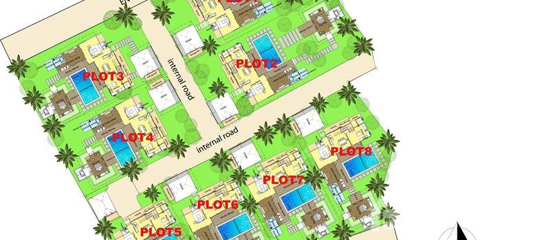 Master Plan of Dolphin Bay Pool Villas - Photo 1