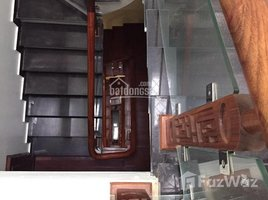 河內市 Cong Vi Bán nhà phân lô phố Linh Lang - KD - sầm uất, 40m2, 6 tầng, MT 4m, giá 10.5 tỷ 5 卧室 屋 售