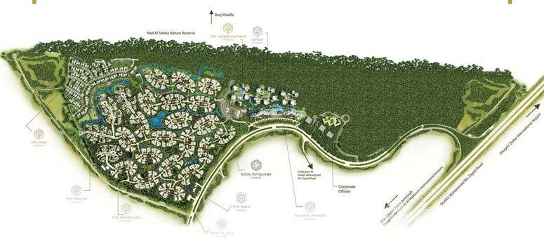 Master Plan of The Neighbourhood - Photo 1