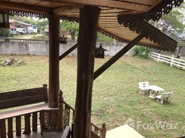 3 Bedrooms Property for sale in Don Kaeo, Chiang Mai ThaI Lanna Style House in Peaceful Location Mae Rim