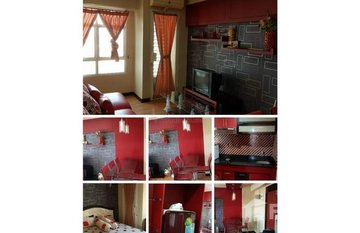 apartement Metropolis in Wiyung, East Jawa