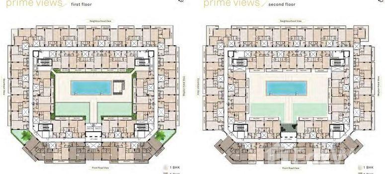 Master Plan of Prime Views by Prescott - Photo 1