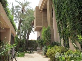 Marrakech Tensift Al Haouz Na Menara Gueliz Guéliz très grande villa moderne. 4 卧室 别墅 售