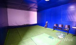 Photos 2 of the Golf Simulator at The Residence at 61