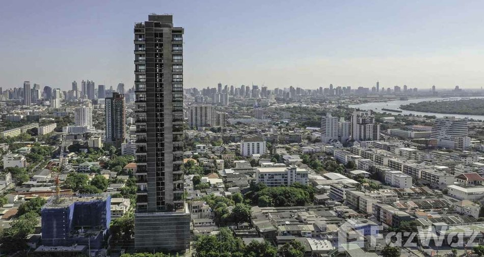 Latest off-plan projects launched in Bangkok - WINDSHELL naradhiwas