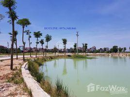 N/A Land for sale in Cho, Bac Ninh Bán đất liền kề biệt thự dự án Đồng Riệc, TT Chờ, Yên Phong, Bắc Ninh, LH: 0836.136.686
