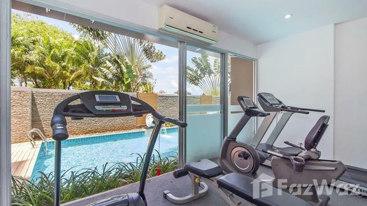 Photos 1 of the Communal Gym at Chic Condo