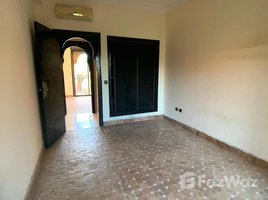 Marrakech Tensift Al Haouz Na Annakhil Belle Villa dans une résidence de très haut standing 4 卧室 别墅 租