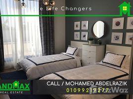 3 غرف النوم شقة للبيع في North Investors Area, القاهرة Cairo Festival City
