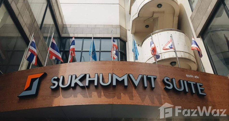 The cheapest residential projects in Bangkok - Sukhumvit Suite