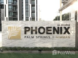 2 Bedrooms Property for sale in Suthep, Chiang Mai Palm Springs Nimman Phoenix