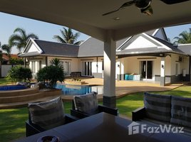 4 Bedrooms Villa for rent in Nong Pla Lai, Pattaya The Chase & Foxlea Villas
