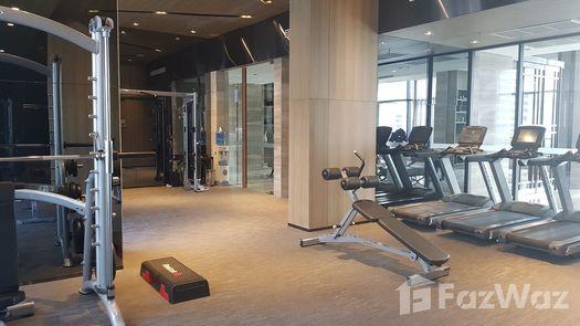 3D Walkthrough of the Communal Gym at Circle Living Prototype