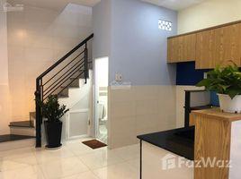 2 Bedrooms House for sale in Ward 9, Ho Chi Minh City Bán nhà 1 trục Phạm Văn Chiêu GV, DT: 3,8x10m (vuông vức). KC: Đúc BTCT 1 tấm: 2PN, 2WC