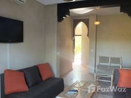 Marrakech Tensift Al Haouz Na Annakhil Appartement 1chambre - Jardin - Rte de Fès 1 卧室 住宅 租