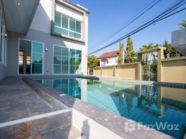 5 Bedrooms Property for sale in Tha Sala, Chiang Mai Modern 5 Bed Pool Villa With Underground Parking in Tha Sala