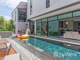 普吉 Si Sunthon Wallaya Villas Harmony 3 卧室 别墅 租