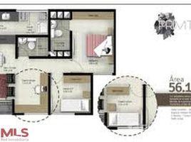 2 Habitaciones Apartamento en venta en , Antioquia AVENUE 51 # 96B SOUTH 119
