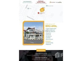 槟城 Bandaraya Georgetown Tanjong Tokong 6 卧室 联排别墅 售