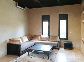 Marrakech Tensift Al Haouz Na Annakhil Villa 3 chambres meublée rte de Fes 3 卧室 别墅 租