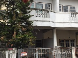 巴吞他尼 Bang Duea Piamsuk Village 3 卧室 联排别墅 售