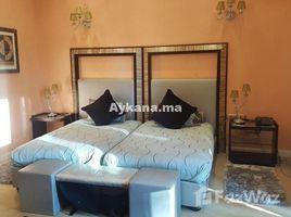 Rabat Sale Zemmour Zaer Na Agdal Riyad Vente Villa Route Des Zaers Souissi REF 426 7 卧室 别墅 售