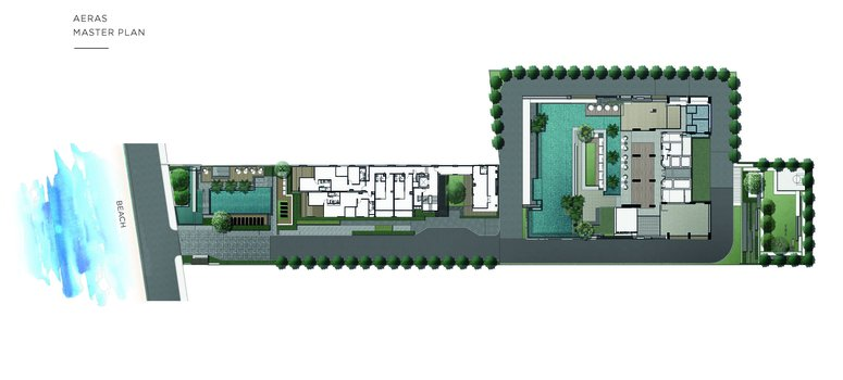 Master Plan of Aeras - Photo 1