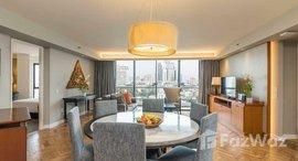 Available Units at Chatrium Residence Sathon
