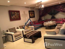 3 غرف النوم شقة للبيع في NA (Yacoub El Mansour), Rabat-Salé-Zemmour-Zaer Luxueux appartement en vente sur Hay Riad