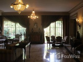 4 Bedrooms Villa for sale in The 5th Settlement, Cairo Lake View