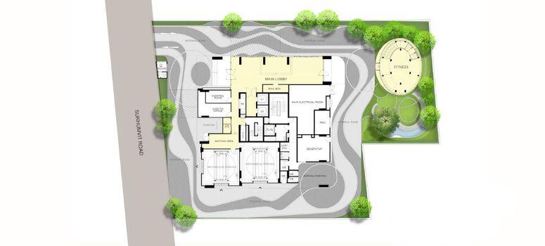Master Plan of PITI SUKHUMVIT 101 - Photo 1