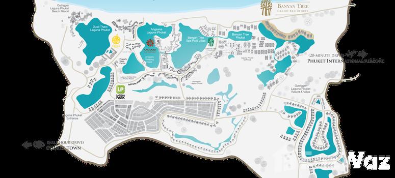 Master Plan of Angsana Villas - Photo 1