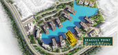 Master Plan of Seagull Point - District One Residences (G+14)