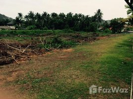 N/A Land for sale in Choeng Thale, Phuket Land For Sale Bang Tao