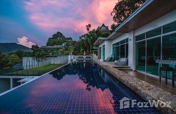 Kamala Hills Naka Villas in Kamala, Phuket