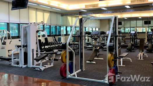 3D Walkthrough of the Gym commun at President Place