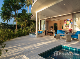 3 Bedrooms Villa for sale in Bo Phut, Koh Samui Amazing Sunset Seaview 2 Plus 1 Bedroom Villa in Plai Laem