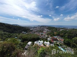 N/A Property for sale in Karon, Phuket 2 Rai Hillside Land for Sale with Sea View in Karon