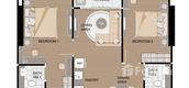 Unit Floor Plans of Diamond Sukhumvit