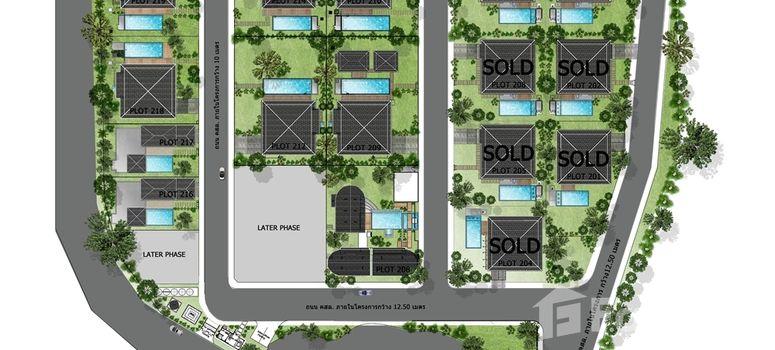 Master Plan of Peykaa Estate Villas - Photo 1